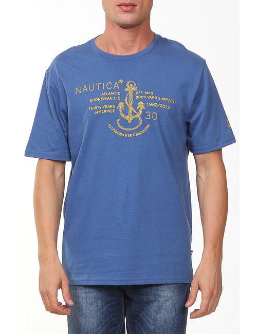 Nautica | Мужская Футболка