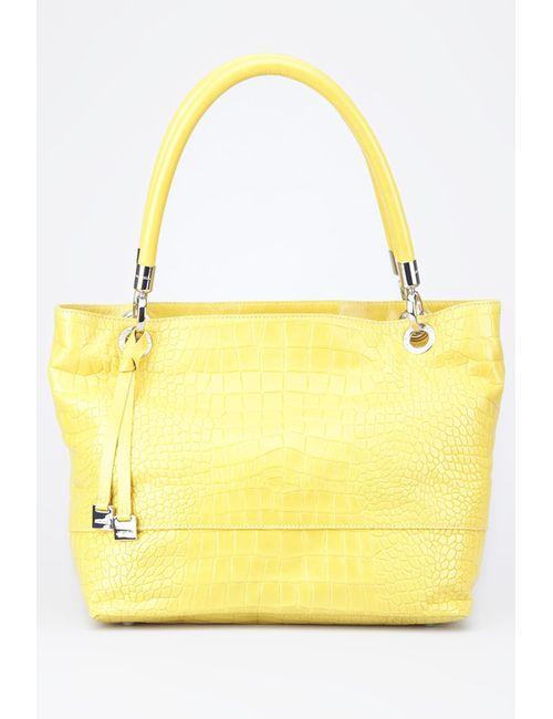 Arcadia | Женская Жёлтая Сумка