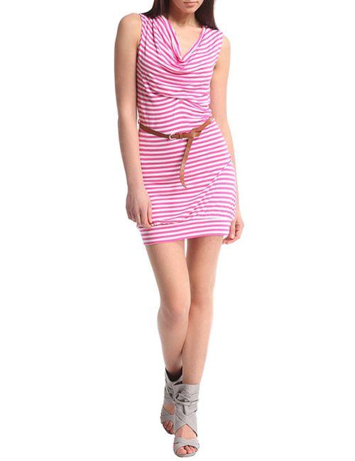 Troll | Женское Розовое Платье