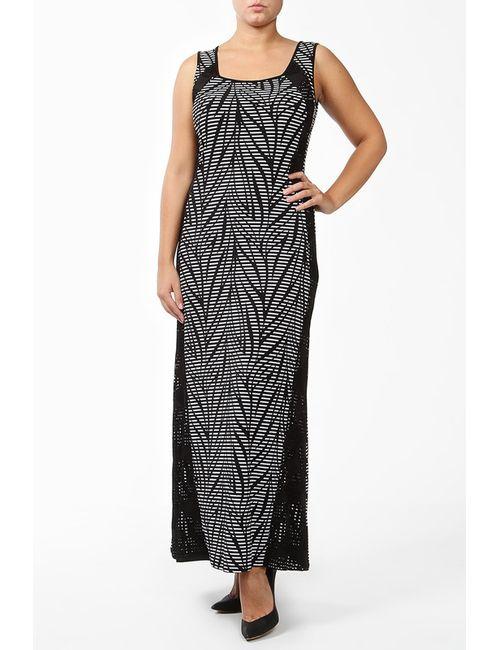 Frank Lyman Design | Женское Чёрное Платье