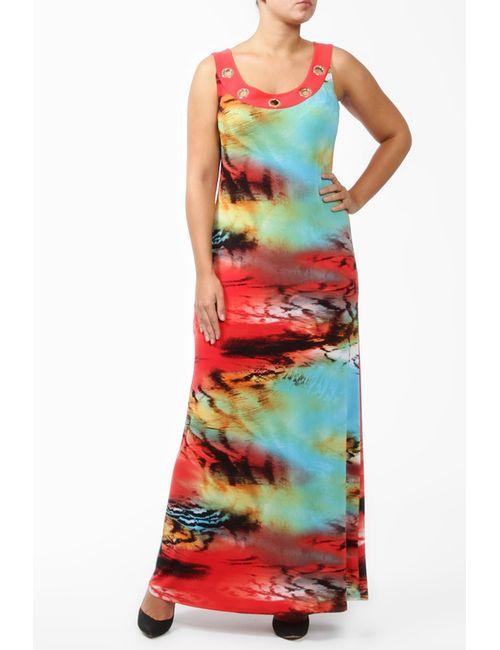 Frank Lyman Design   Женское Многоцветное Платье