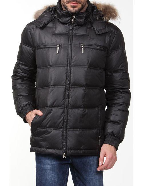 Finn Flare | Мужская Черный Куртка