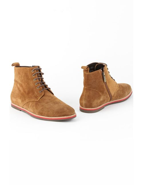 Mascotte | Мужские Коричневые Ботинки