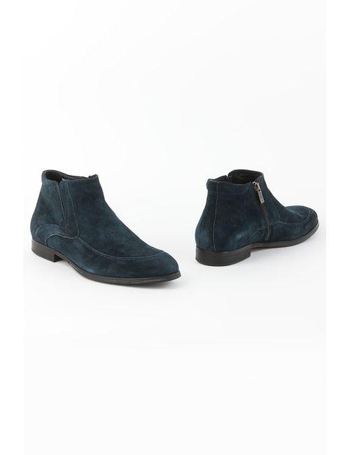 Mascotte | Мужские Синие Ботинки