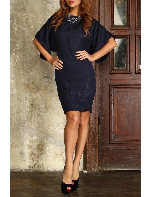 Bezko | Женское Синее Платье