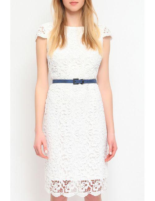 Top Secret | Женское Белое Платье