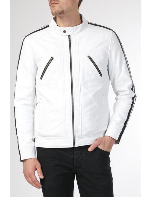 Helium | Мужская Белая Куртка