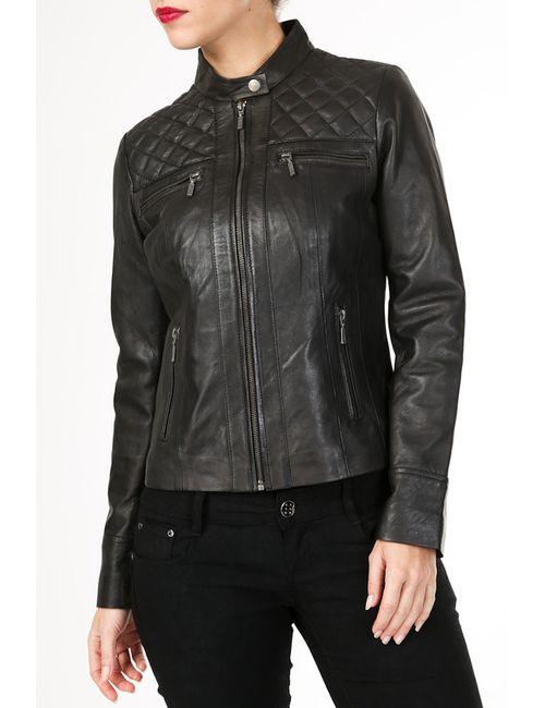 Helium | Женская Чёрная Куртка