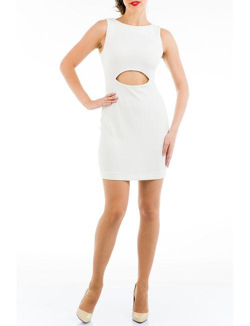 Tsurpal | Женское Белое Платье