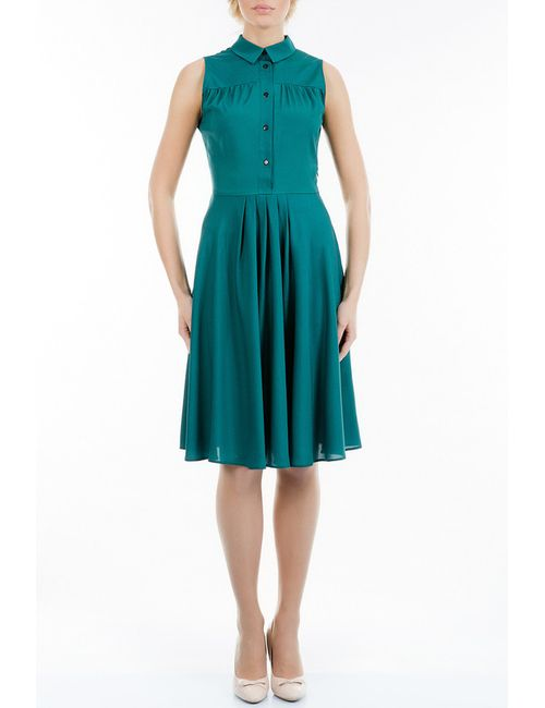Levall | Женское Зелёное Платье