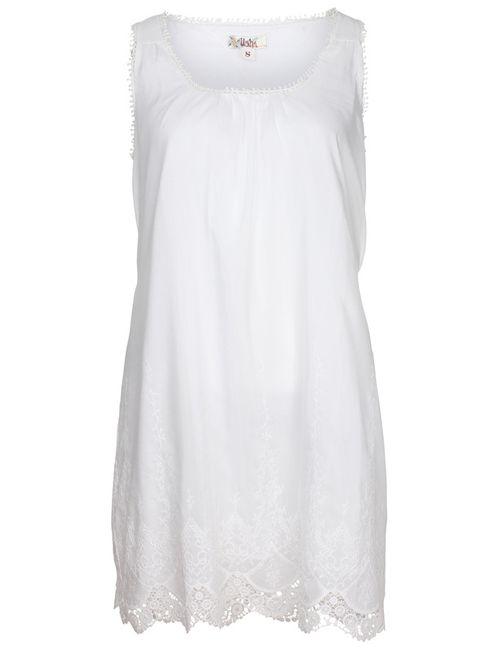 Usha | Женское Белое Платье