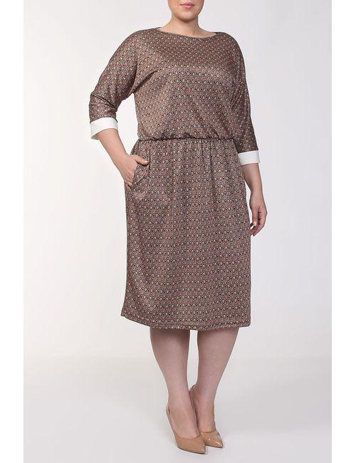 FRIO | Женское Многоцветное Платье