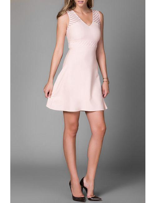 Milla | Женское Розовое Платье