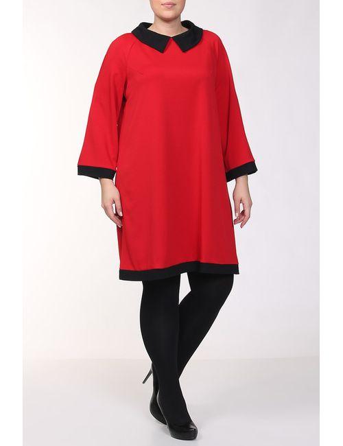 FRIO | Женское Красное Платье