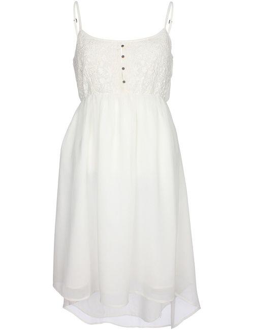 DREIMASTER   Женское Белое Платье