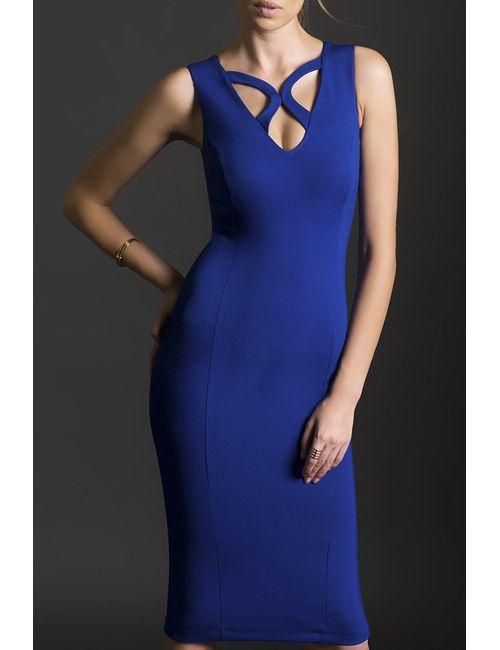 Milla   Женское Синее Платье
