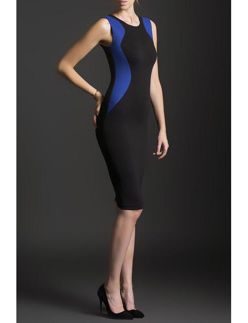 Milla | Женское Чёрное Платье