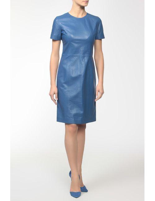 Alicestreet | Женское Синее Платье Леди