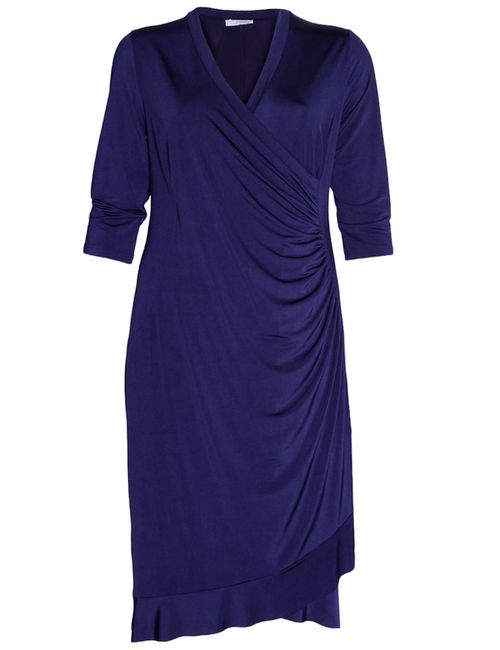 Klod'elle | Женское Синее Платье