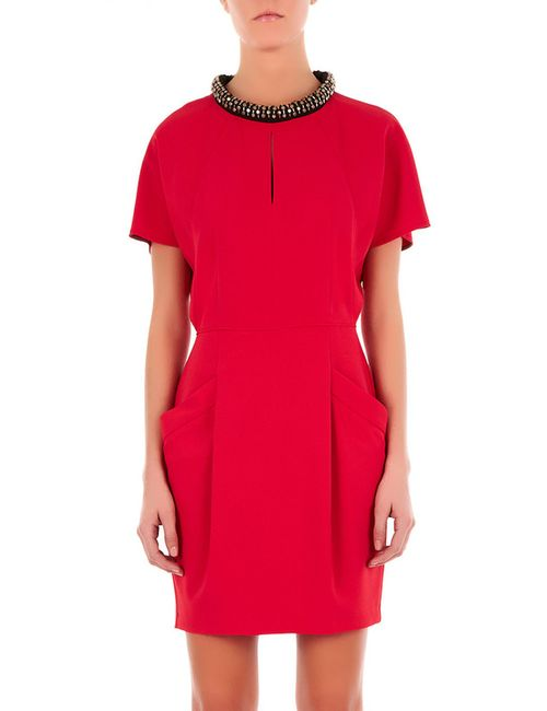 ATOS LOMBARDINI | Женское Красное Платье