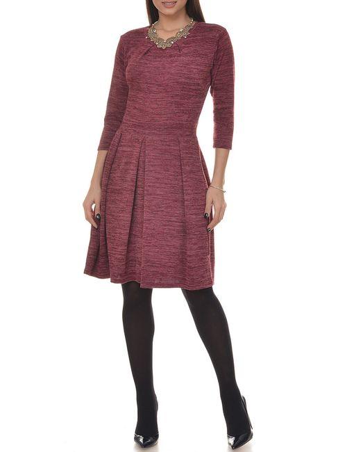 Selfie   Женское Красное Платье