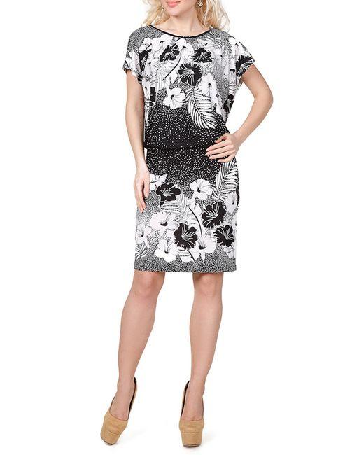 Rosso-Style   Женское Чёрное Платье
