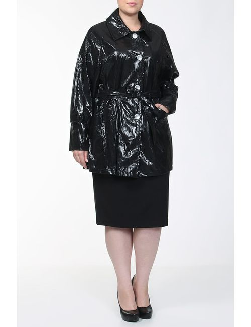 CLIFF   Женская Чёрная Куртка