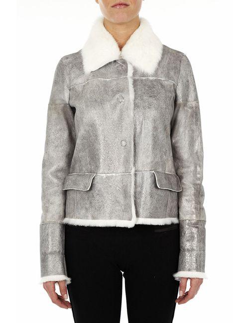 ATOS LOMBARDINI | Женская Серая Куртка