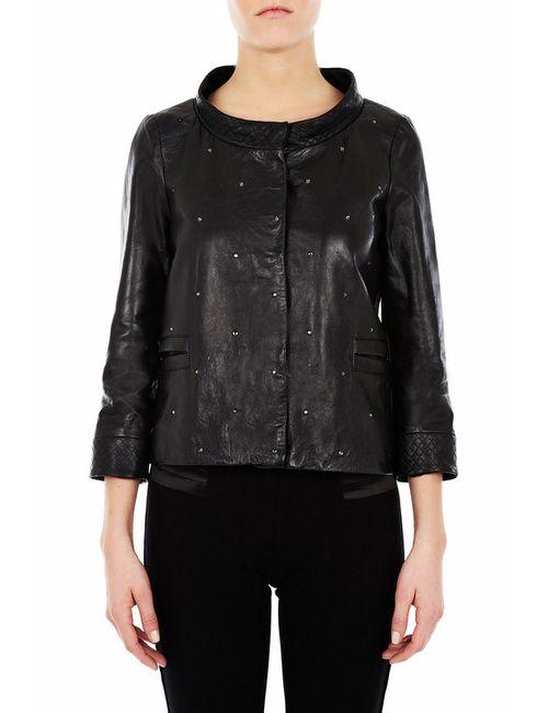 ATOS LOMBARDINI | Женская Чёрная Куртка