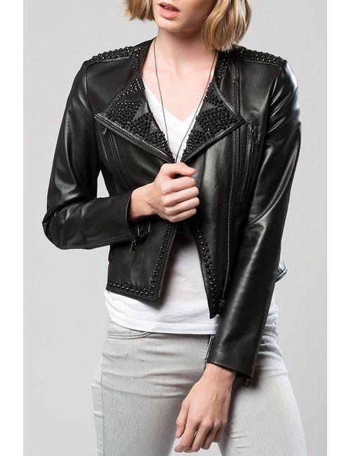DERIMOD   Женская Чёрная Куртка