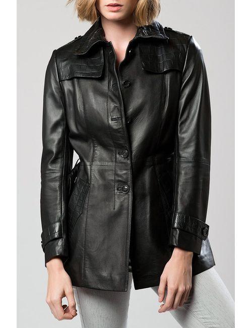 DERIMOD | Женская Чёрная Куртка