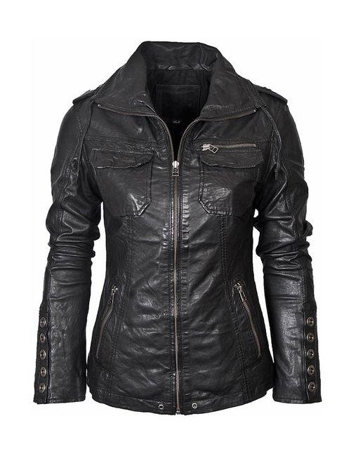 BARNEYS NEW YORK | Женская Черный Куртка