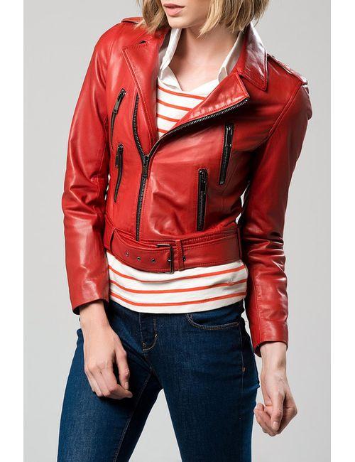 DERIMOD | Женская Красная Куртка