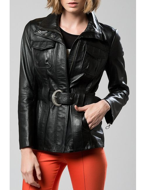 DERIMOD | Женская Черный Куртка