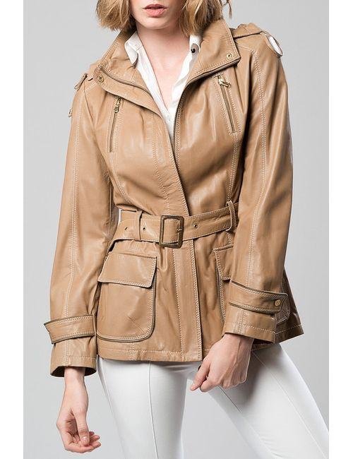 DERI&MOD | Женская Бежевая Куртка