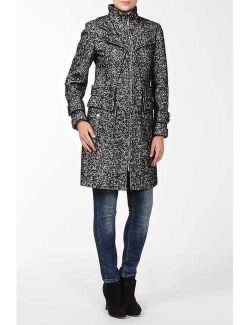 Ricco | Женское Серое Пальто