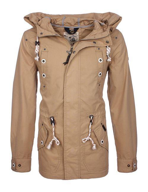 DREIMASTER | Мужская Бежевая Куртка