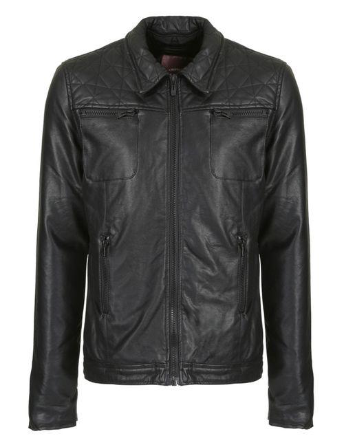 BARNEYS NEW YORK | Мужская Чёрная Куртка