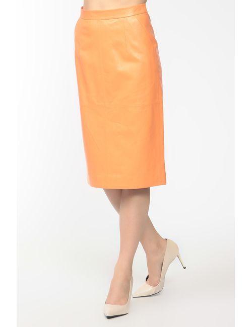 Alicestreet | Женская Оранжевая Юбка Мисс