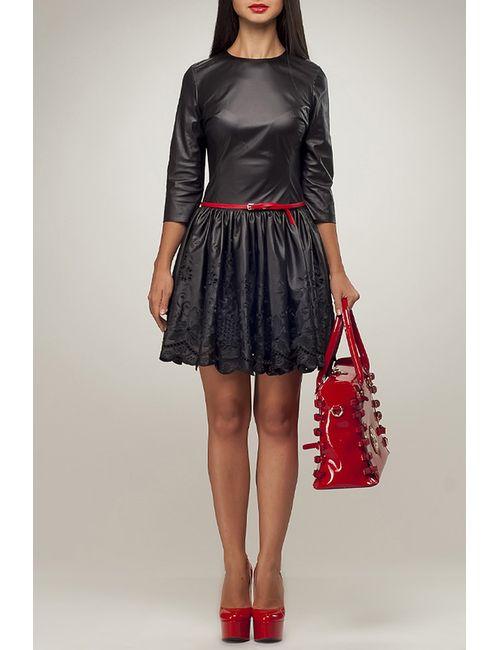 ENNA LEVONI | Женское Чёрное Платье