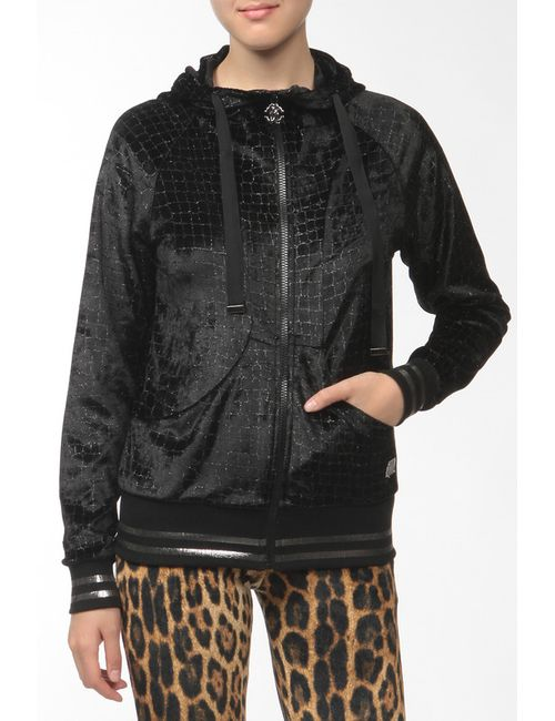Roberto Cavalli | Женская Чёрная Куртка