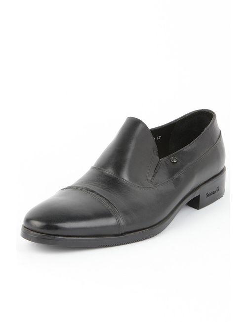 SANDO G | Мужские Чёрные Ботинки