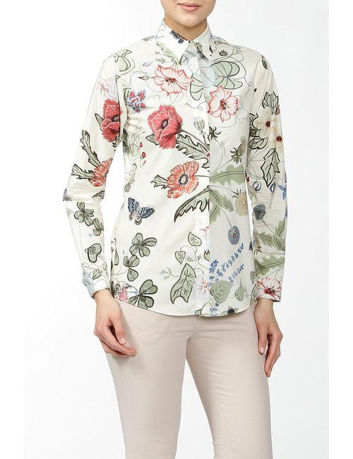 Gucci   Женская Бежевая Рубашка