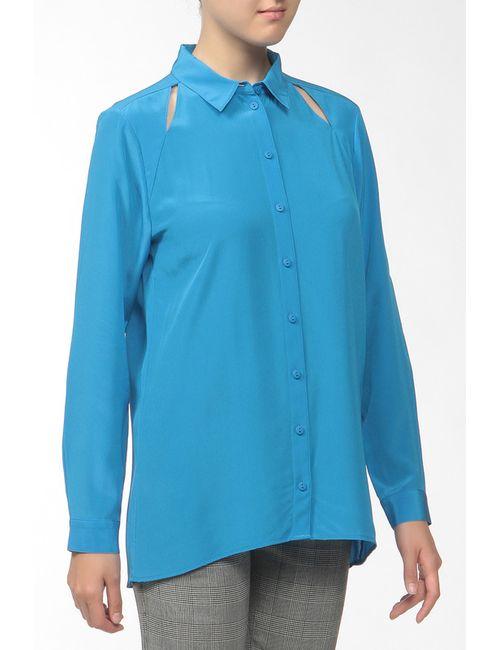 Tibi | Женская Голуба Блуза