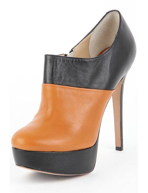 Mascotte | Женские Оранжевые Туфли