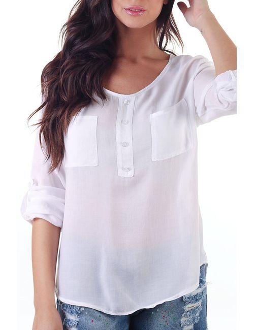 Pepita Perez | Женская Белая Блуза