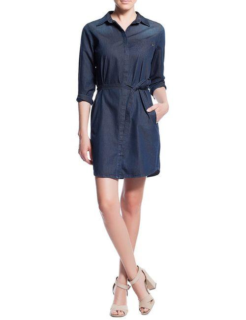 Mavi | Женское Синее Платье