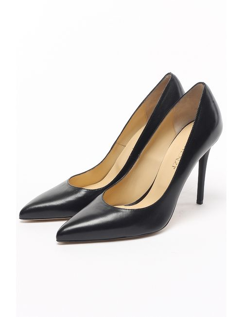 Renzi | Женские Чёрные Туфли