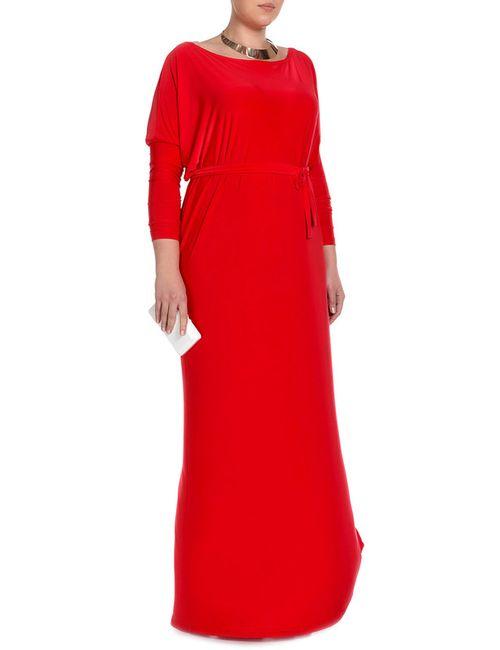 Majaly | Женское Красное Платье
