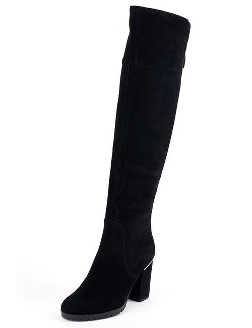 Grand Style | Женские Чёрные Сапоги